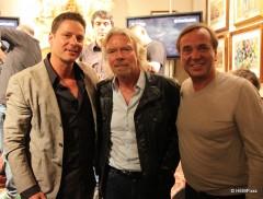 Richard Branson, Arjan & Ben