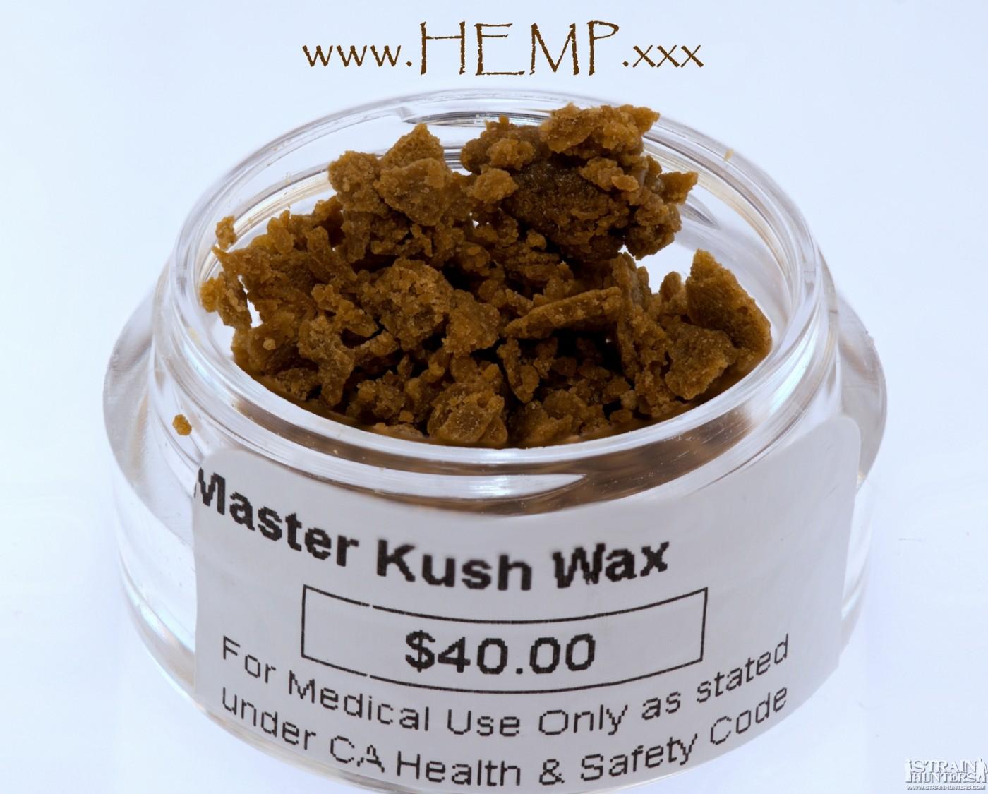 master kush Wax 002