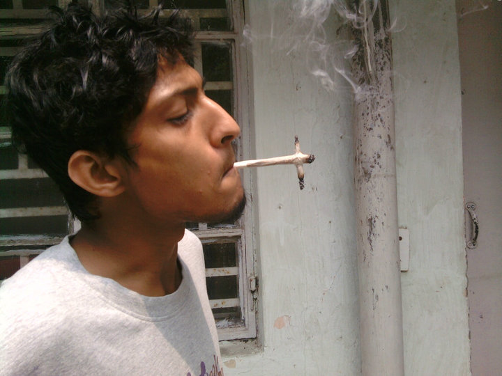 :D :D :D :D cross joint made from some exotic cream from the himachal valley